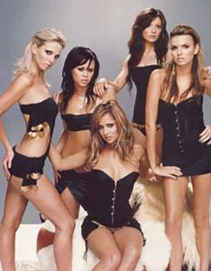 Ankara escort women are dressed in black in this picture and they are of various heights, weights, and skin color