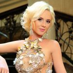 Escort incall Ankara girl has put a very light dress on without a bra and with huge chic